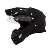 Casca MotoCross O'Neal Sierra Adventure Neagra Marime L 58-59 cm