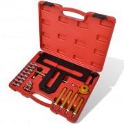 vidaXL Комплект инструменти за поправка на двигател BMW