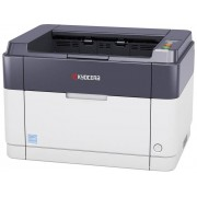 Kyocera FS-1061DN Laserprinter (zwart/wit) A4 25 pag./min. 1800 x 600 dpi Duplex, LAN