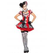 Vegaoo.es Disfraz arlequín mujer - S (36-38)