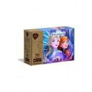 Puzzle Clementoni - Frozen II, 104 piese