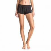 Roxy Шорты спортивные однотонные черного цвета SURFN GO SHORT J CVUP KVJ0
