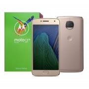 "Celular Motorola Moto G5s Plus 5.5"" 32GB + 3GB RAM Doble cámara 13Mpx"