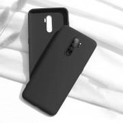 Capa de silicone para Xiaomi Redmi Note 8 Pro Preta