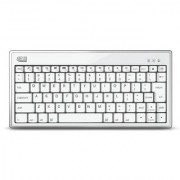 Adesso Bluetooth 3.0 Mini Keyboard for iPad/iPad2 (WKB-1010BW)