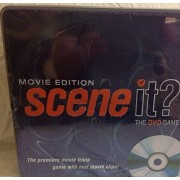 Movie Edition Scene It? The DVD Game in a Collectible Tin Box