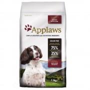 7,5kg Applaws cães Adultos deraças Peq. ou Méd. Frango e Cordeiro ração