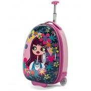 Benzi trollis bőrönd gyerekeknek - lányos