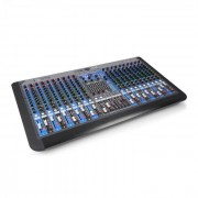 Power Dynamics PDM-S2004 Table de mixage 20 canaux DSP MP3 USB Bluetooth