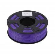 1kg 1,75mm ABS Filamento 3D Suministros De Material De Impresión De La Impresora Para La Impresión De Color Púrpura De Pluma