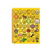 51154 Caiet cu spirala LEGO Iconic
