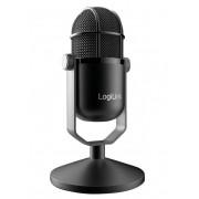 Microfono Professionale USB-C da Tavolo ad Alta Definizione