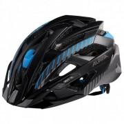 Alpina - Valparola XC - Casque de cyclisme taille 51-56 cm, noir/gris