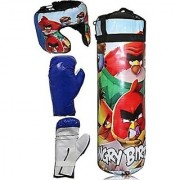 LB Angry Birds Boxing Kit (Multicolor)