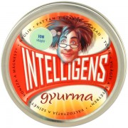 Intelligens gyurma - fluoreszkáló ion