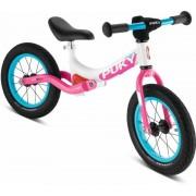 Puky 4083 loopfiets lr ride wit/roze