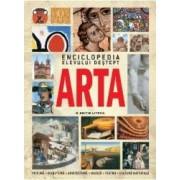 Enciclopedia elevului destept Arta