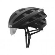 ABUS 13376 3 Casco bici velvet nero L taglia 60-63
