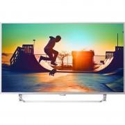 Televizor Philips LED Smart TV 43 PUS6412 109cm Ultra HD 4K Silver Ambilight cu 2 laturi