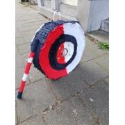 Piñata Feyenoord | voetbal fans diameter 50cm | Handgemaakt | handmade with love