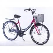"Bicikl Paris 26"" siva/ciklama, 650085"