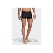 adidas Boxer de natation 3-Stripes - Black / White, Black / White - 24 inch