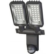 Brennenstuhl LED-Strahler Duo Premium City 31W, IP,44 2160lm, 6400K , anthrazit