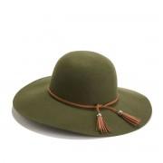 La Redoute Collections Chapéu de abasCaqui- TAMANHO ÚNICO