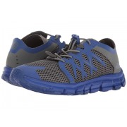 The North Face Litewave Flow (ToddlerLittle KidBig Kid) Zinc GreyMarker Blue