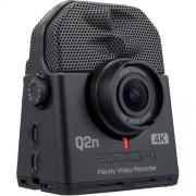 ZOOM Gravador Vídeo Portátil Q2n-4K (New)