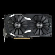VGA Asus Dual series Radeon RX 580 OC edition 4GB, AMD RX580, 4GB 256-bit GDDR5, do 1380MHz, DP 2x, DVI-D, HDMI 2x, 36mj (DUAL-RX580-O4G)