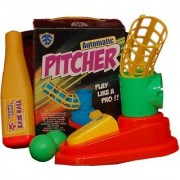SHRIBOSSJI Pitcher Baseball Game Plastic Toy Accessories for Kids Outdoor Game (Multicolor)