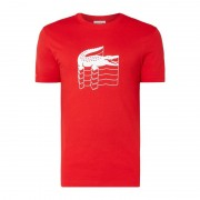 Lacoste T-Shirt mit Logo-Print