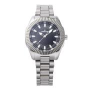 【87%OFF】Ceramics Women ステンレスベルト ブラックダイアル ラウンド ウォッチ チタン ファッション > 腕時計~~メンズ 腕時計