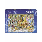 Puzzle Lumea Disney, 5000 Piese Ravensburger