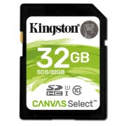 Memorija SDHC 32GB Kingston Class 10, UHS-I 10MB/s, SDS/32GB Digital secure