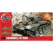 Kit modeism Airfix 02338 Tanc Cromwell IV Tank Scara 1 76