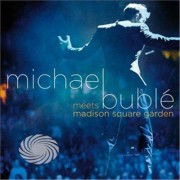 Video Delta Buble,Michael - Meets Madison Square Garden-Special Edition - CD