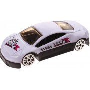 Johntoy Schaalmodel Super Cars Die-cast 7 Cm Wit