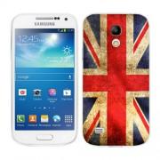 Husa Samsung Galaxy S4 Mini i9190 i9195 Silicon Gel Tpu Model UK Flag