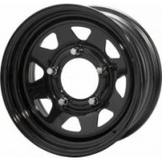 Jante Off-Road Triangular BLACK: 8J x R16; 5x114.3 - GOSS