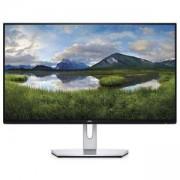 Монитор Dell S2319H, 23 инча Wide LED, IPS Anti-Glare, Ultrathin, FullHD 1920x1080, 5ms, 1000:1, 250 cd/m2, VGA, HDMI, Speakers, Черен и Сребрист, S23