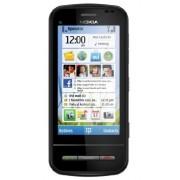 "Nokia C6-00 3.2"" Tarjeta SIM Sencilla 1200mAh Negro Smartphone (8.13 cm (3.2""), 640 x 360 Pixeles, 5 MP, Symbian OS 9.4, Negro)"