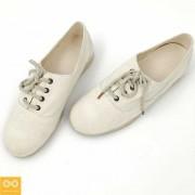 Rawganique Unisex Handmade Forbidden City Organic Cotton Kung Fu Sneakers Shoes RGFT-625