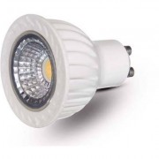 Lampada a led spot GU10 6,5w mm 57,5x50