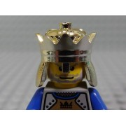Lego Minifig Castle_258 King Mathias_A
