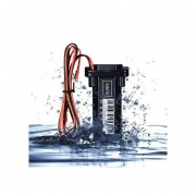 Kh-901 Mini Impermeable Para Coche Moto Vehículo Rastreador GPS GSM Alarma De Coche (negro)