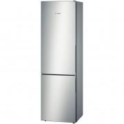 Combina frigorifica KGV39VL31S, 344 l, Clasa A++, H 201 cm, Inox