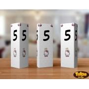 Numere de masă Hello Kitty - Design original doar pe Tulpa.ro