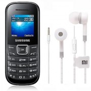 Samsung 1200 / Good Condition/ Certified Pre Owned (6 months Warranty) with Earphone